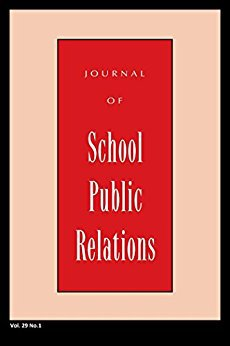 Ebook Jspr Vol 29-N1 (Journal of School Public Relations)