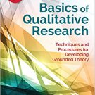 Ebook 978-1412997461 Basics of Qualitative Research: Techniques and Procedures for Developing Gro