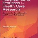Ebook 978-1452281964 Nonparametric Statistics for Health Care Research: Statistics for Small Samp