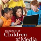 Ebook 978-1412982429 Handbook of Children and the Media