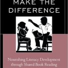 Ebook 978-1475803211 Parents Make the Difference: Nourishing Literacy Development through Shared