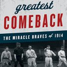 Ebook 978-1442236066 Baseball's Greatest Comeback: The Miracle Braves of 1914