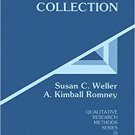 Ebook 978-0803930742 Systematic Data Collection (Qualitative Research Methods)