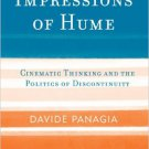 Ebook 978-1442275911 Impressions of Hume: Cinematic Thinking and the Politics of Discontinuity (M