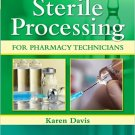 Ebook 978-1455711277 Sterile Processing for Pharmacy Technicians
