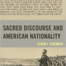 Ebook 978-1442217713 Sacred Discourse and American Nationality
