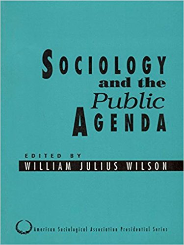 Ebook 978-0803950832 Sociology and the Public Agenda (American Sociological Association President
