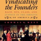 Ebook 978-0847685165 Vindicating the Founders: Race, Sex, Class, and Justice in the Origins of Am