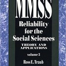Ebook 978-0803943254 Reliability for the Social Sciences: Theory and Applications (Measurement Me