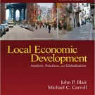 Ebook 978-1412964838 Local Economic Development: Analysis, Practices, and Globalization