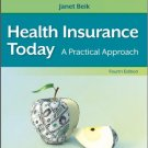 Ebook 978-1455708215 Workbook for Health Insurance Today: A Practical Approach