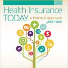 Ebook 978-0323221160 Workbook for Health Insurance Today: A Practical Approach