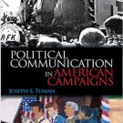 Ebook 978-1412909457 Political Communication in American Campaigns