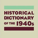 Ebook 978-0765604408 Historical Dictionary of the 1940s