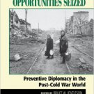 Ebook 978-0847685585 Opportunities Missed, Opportunities Seized: Preventive Diplomacy in the Post