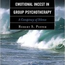 Ebook 978-1442244016 Emotional Incest in Group Psychotherapy: A Conspiracy of Silence