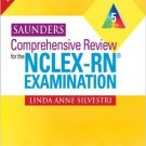 Ebook 978-1437708257 Saunders Comprehensive Review for the NCLEX-RN? Examination