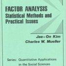 Ebook 978-0803911666 Factor Analysis: Statistical Methods and Practical Issues (Quantitative Appl