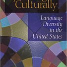 Ebook 978-0803959125 Speaking Culturally: Language Diversity in the United States (Sage Series on