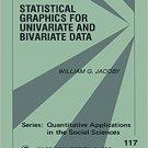 Ebook 978-0761900832 Statistical Graphics for Univariate and Bivariate Data (Quantitative Applica