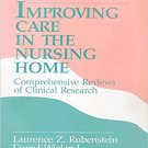 Ebook 978-0803943070 Improving Care in the Nursing Home: Comprehensive Reviews of Clinical Resear