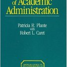 Ebook 978-0028973357 Myths and Realities of Academic Administration (American Council on Educatio