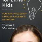Ebook 978-1475804447 Big Ideas for Little Kids: Teaching Philosophy through Children's Literature