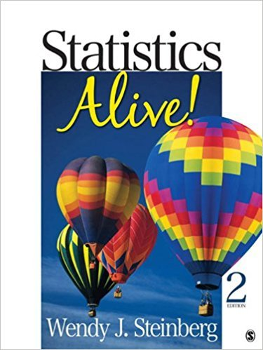 Ebook 978-1412979504 Statistics Alive!