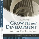 Ebook 978-1455745456 Growth and Development Across the Lifespan: A Health Promotion Focus