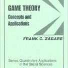 Ebook 978-0803920507 Game Theory: Concepts and Applications (Quantitative Applications in the Soc
