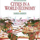 Ebook 978-1412988032 Cities in a World Economy (Sociology for a New Century Series)