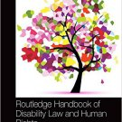 Ebook 978-1472438652 Routledge Handbook of Disability Law and Human Rights (Routledge Handbooks)