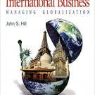 Ebook 978-1412953641 International Business: Managing Globalization