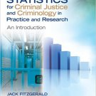 Ebook 978-1412993685 Statistics for Criminal Justice and Criminology in Practice and  Research: A
