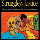 Ebook 978-1412951906 Continuing the Struggle for Justice: 100 Years of the National Council on Cr