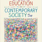 Ebook 978-1452216775 Special Education in Contemporary Society: An Introduction to Exceptionality