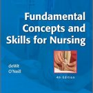 Ebook 978-1455708451 Study Guide for Fundamental Concepts and Skills for Nursing