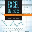 Ebook 978-1483374048 Excel Statistics: A Quick Guide