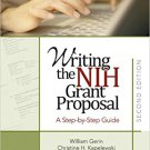 Ebook 978-1412975162 Writing the NIH Grant Proposal: A Step-by-Step Guide