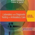 Ebook 978-1455772483 Workbook for Laboratory and Diagnostic Testing in Ambulatory Care: A Guide f