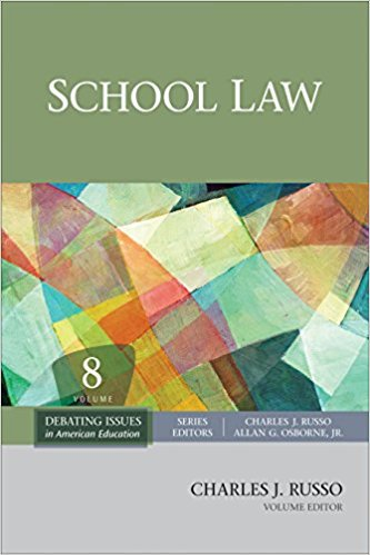 Ebook 978-1412987585 School Law (Debating Issues in American Education: A SAGE Reference Set)
