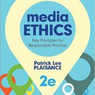 Ebook 978-1452258089 Media Ethics: Key Principles for Responsible Practice
