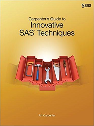 Ebook 978-1607649915 Carpenter's Guide to Innovative SAS Techniques
