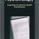 Ebook 978-0803946927 Documenting Psychotherapy: Essentials for Mental Health Practitioners