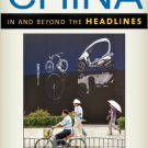 Ebook 978-1442209053 China in and beyond the Headlines
