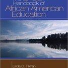 Ebook 978-1412937436 The SAGE Handbook of African American Education