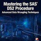 Ebook 978-1629597027 Mastering the SAS DS2 Procedure: Advanced Data Wrangling Techniques