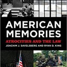 Ebook 978-0871547378 American Memories: Atrocities and the Law (The American Sociological Associa