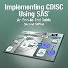 Ebook 978-1629598253 Implementing CDISC Using SAS: An End-to-End Guide, Second Edition