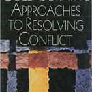 Ebook 978-0761919308 Collaborative Approaches to Resolving Conflict